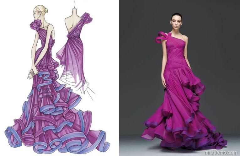 Donatella Versace Famous Designs